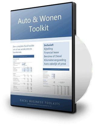 Auto & Wonen Toolkit - voordelige bundel