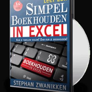 Boekhouden in Excel v3.0