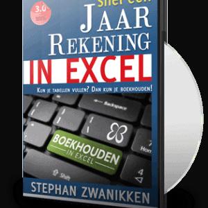 Jaarrekening in Excel v3.0