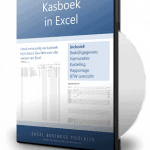 Kasboek in Excel
