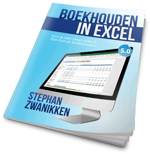 Boekhouden in Excel 5.0 handleiding