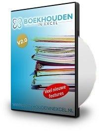 Boekhouden in Excel DVD