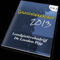 Jaarrekening cover