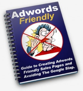 Adwords Friendly Cover