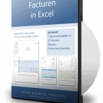 Facturen in Excel