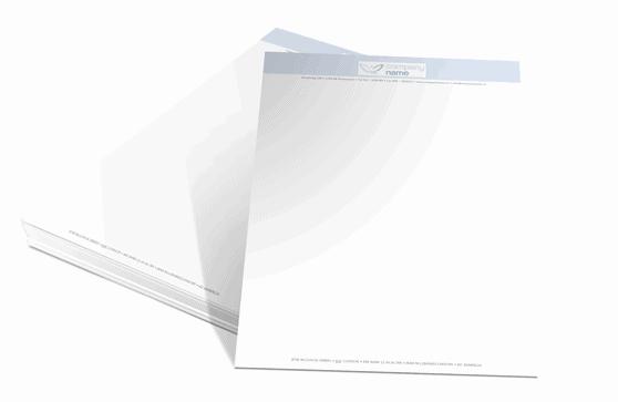 Handig briefpapier in Word