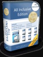 Boekhouden in Excel All Inclusive Edition
