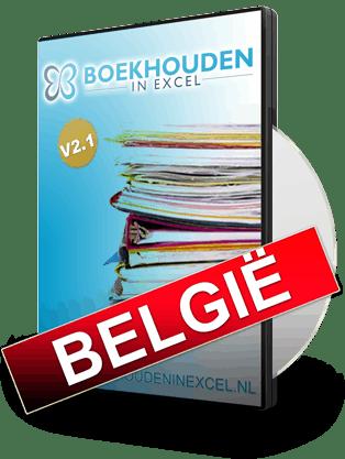 Excel boekhouding België