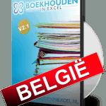 Boekhouden in Excel - België