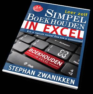 Handleiding Boekhouden in Excel v3.0