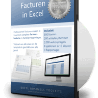 Facturen in Excel Premium Edition