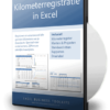 Kilometerregistratie in Excel