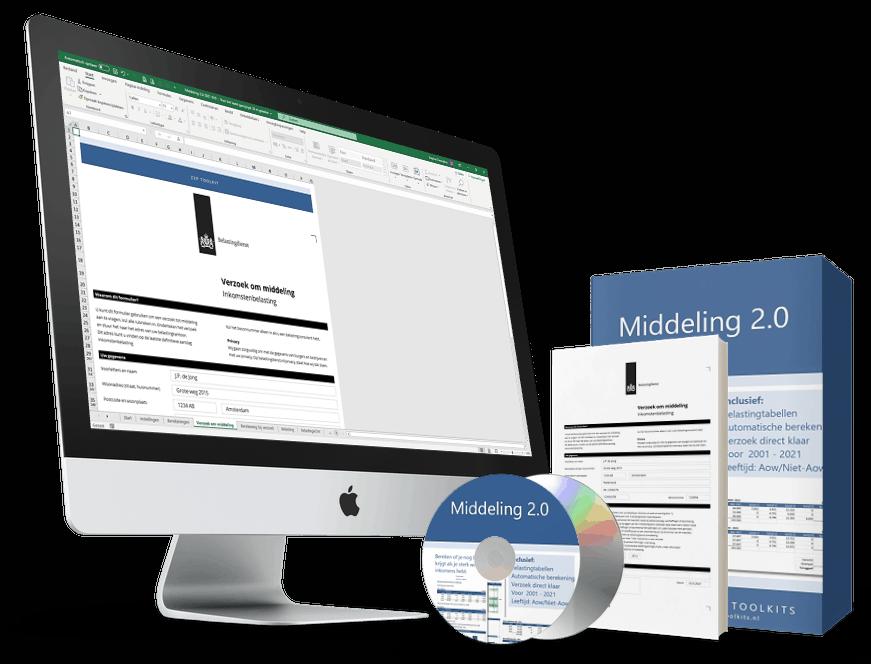 Middeling 2.0 - verdien geld met deze software bundel