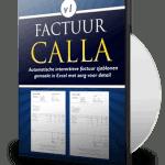 Factuursjabloon Calla