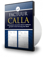 Factuursjabloon Calla