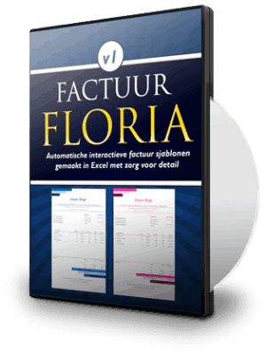 Factuursjabloon Floria