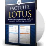 Factuursjabloon Lotus