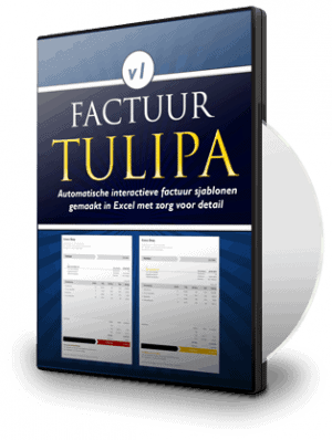 Factuursjabloon Tulipa