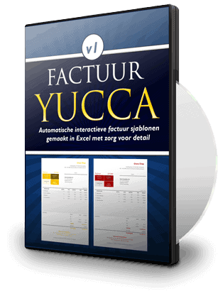 Factuursjabloon Yucca