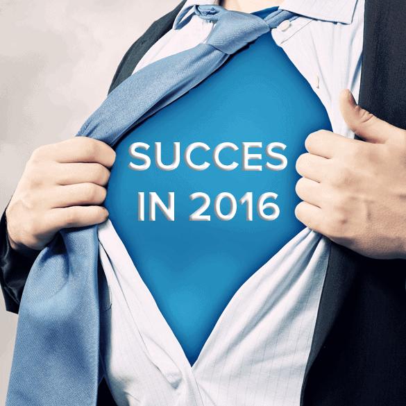 Succes in 2016