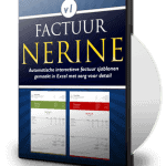 Nerine factuursjabloon in Excel