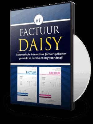 Excel factuur Daisy