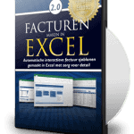 Facturen in Excel Ultimate Edition