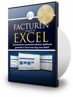 Facturen in Excel 2.1 Ultimate Edition