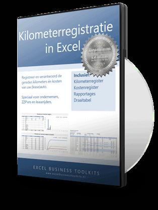 kilometerregistratie premium