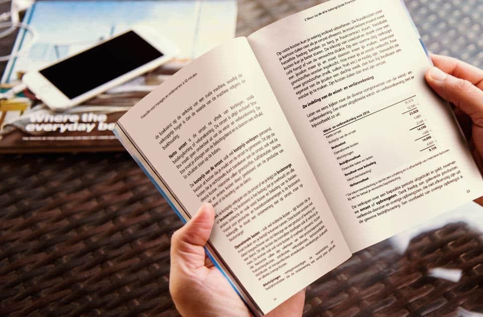 Monitor prestaties van je onderneming op 4 manieren met het boek Financiën voor managers en ondernemers in 60 minuten