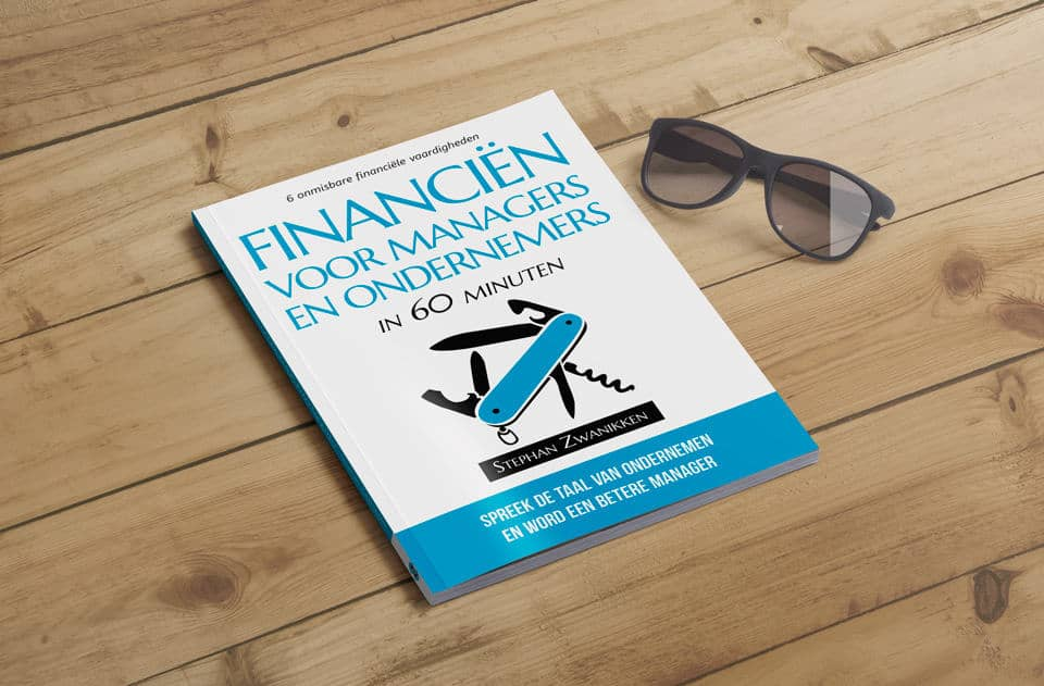 Meet de financiële gezondheid van je onderneming met tips uit het boek Financiën voor managers en ondernemers in 60 minuten