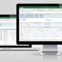 Urenregistratie in Excel Premium Edition