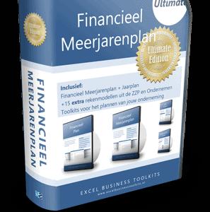 Financieel meerjarenplan - Ultimate edition