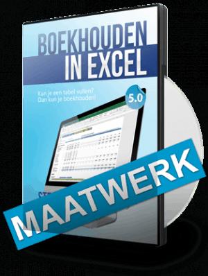 Boekhouden in Excel - Maatwerk