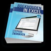 Handleiding - Boekhouden in Excel 5.0