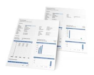 Klantenkaart en leverancierskaart - Boekhouden in Excel 5.0