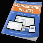 handleiding jaarrekening in excel pro editie 2.0