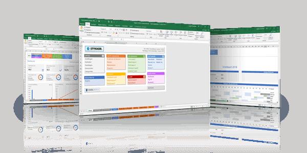 Stykker - de ultieme urenregistratie én facturatie tool in Excel