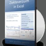 Ziekteverzuim in Excel