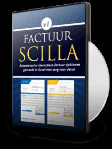 Factuursjabloon Scilla