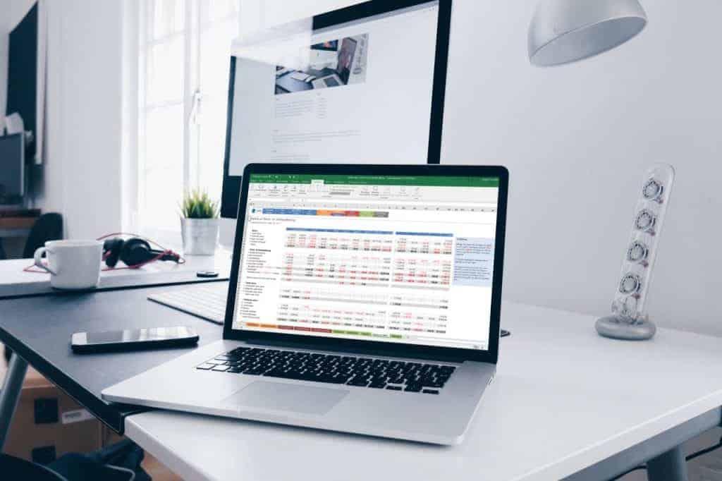 Functies Boekhouden in Excel