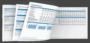 Excel begroting maken