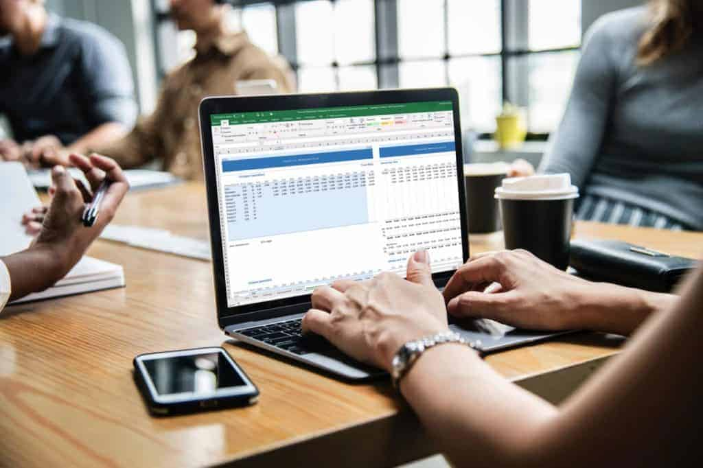 Financieel meerjarenplan in Excel - begroting 2019