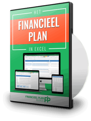 Financieel Plan in Excel