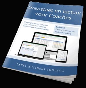 Urenstaat en factuur voor coaches handleiding