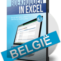 Boekhouden in Excel België