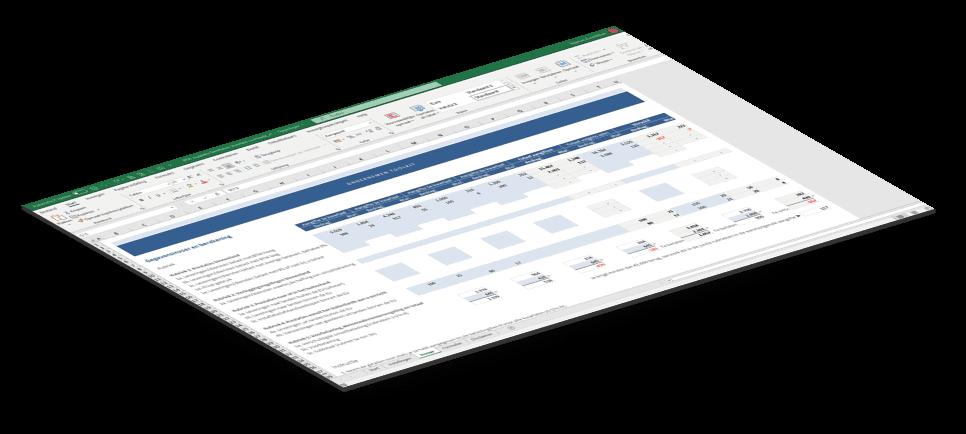 Btw-suppletie berekenen in Excel levert geld op en voorkomt problemen
