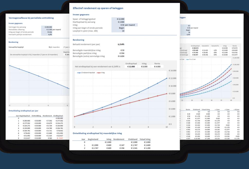 Excel Toolkit voor beleggers