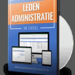 Ledenadministratie in Excel