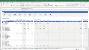 Excel ledenadministratie